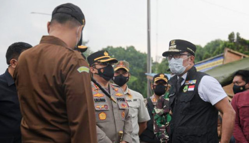 BOR Turun, Ridwan Kamil Minta Masyarakat Terus Kurangi Mobilitas