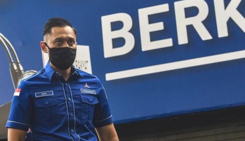 AHY dan Ibas Ngegas Kritik Jokowi, Mungkin Sudah Firasat Kalah dari Kubu KLB Moeldoko