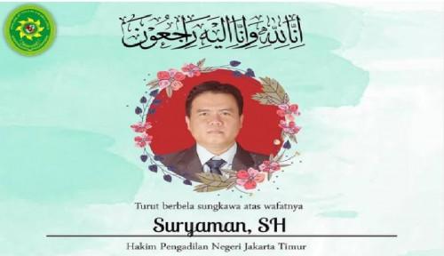 Salah Satu Hakim yang Mengadili Habib Rizieq Meninggal Dunia