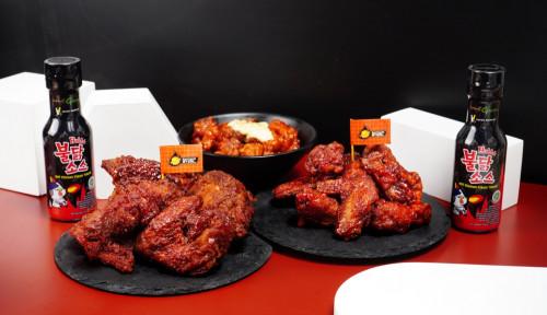 Moon Chicken by Hangry X Samyang Green Suguhkan Cita Rasa ala Korea Terbaik