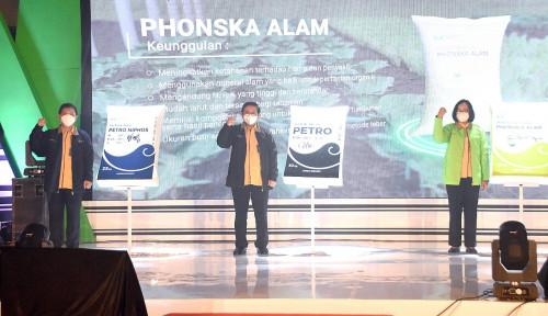 Hadirkan Solusi untuk Petani, Petrokimia Gresik Luncurkan Tiga Produk Baru
