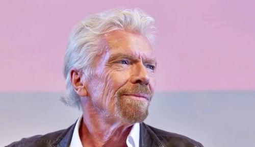 Foto Richard Branson Buka Penjualan Tiket ke Luar Angkasa, Harganya Rp6,4 M! Minat?
