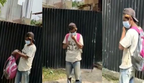 Kuli Bangunan Diusir Gegara Tak Pakai Masker, Didik Subi Bikin Sayembara di Instagram