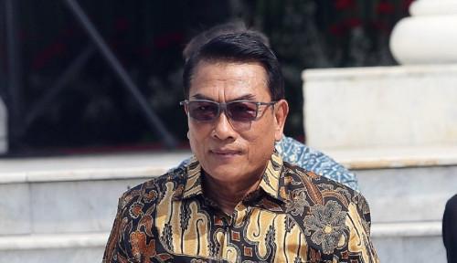 Suara Lantang Elite PKS Kritik Moeldoko, Tidak Layak...