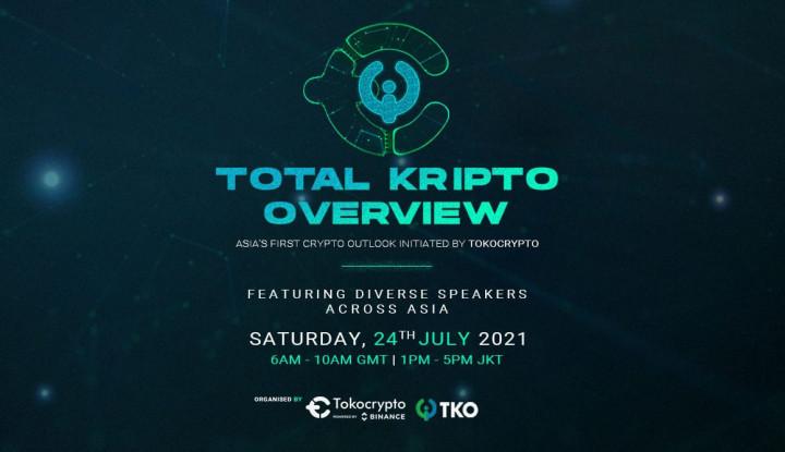 tokocrypto dorong adopsi blockchain di indonesia dengan menyelenggarakan tko summit 2021