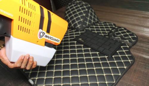 Frontier Premium Car Mat Luncurkan Karpet Coating Disinfektan Pertama di Indonesia