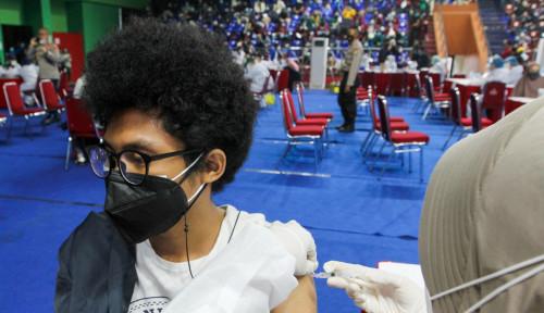 Ini Simulasi Penularan Bila Belum Vaksinasi, Yakin Masih Mau Tunda Vaksinasi?