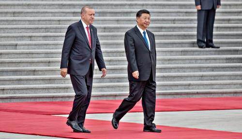 Erdogan Berani Senggol Uighur Langsung ke Xi Jinping, Reaksinya...