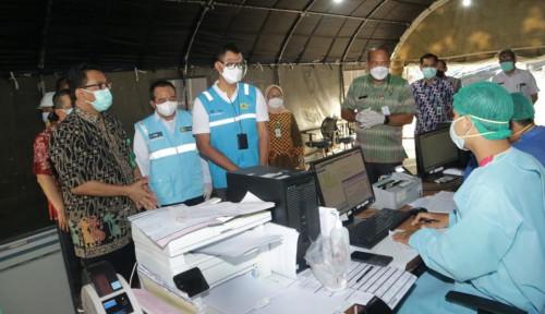 PLN Serahkan Bantuan ke Sejumlah RS di Jawa Tengah