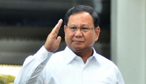 Gawat, Prabowo Bisa Tumbang Jika Duet dengan Tokoh Satu Ini