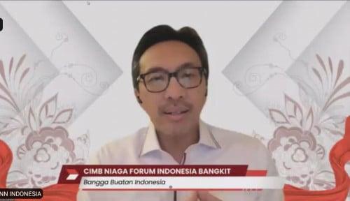 Bangkitkan Industri Lokal, CIMB Niaga Gaungkan Bangga Buatan Indonesia