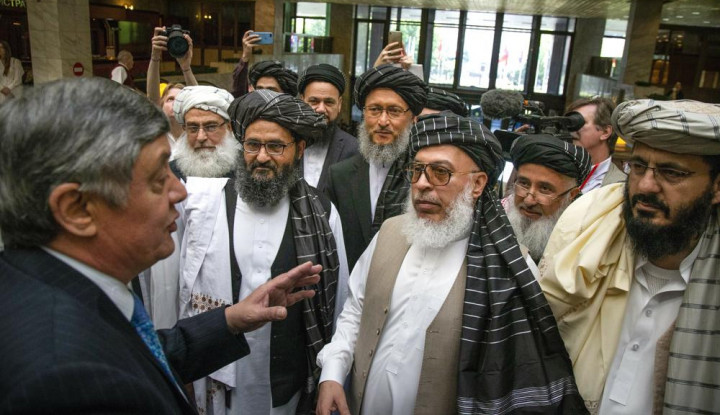 Utusan Amerika Buka-bukaan Soal yang Sebenarnya Taliban Cari di Afghanistan