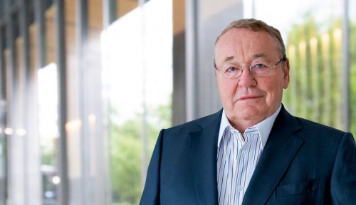 Kisah Orang Terkaya: Wolfgang Marguerre, Miliarder Jerman Pembuat Plasma Darah