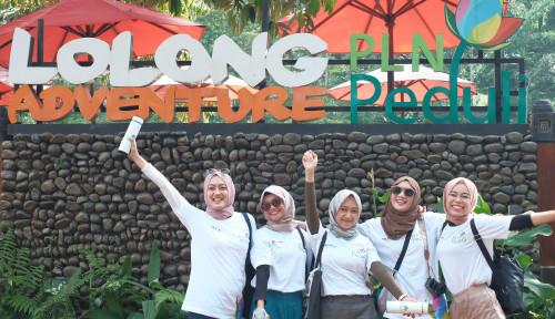 Lewat Program CSR, PLN Peduli Bina Pemuda Karang Taruna  Garap Wisata Lolong