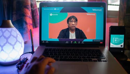 Tingkatkan Keterampilan Talenta Kreatif, Telkomsel Hadirkan Platform Kuncie