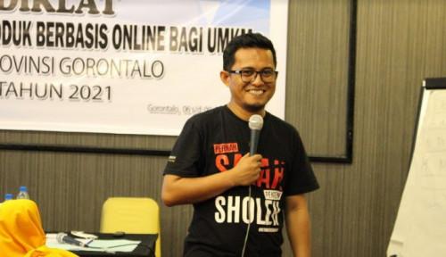 Dari Gorontalo, Mantan Banker Bina UMKM Go Digital