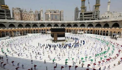 Alhamdulillah, Kabar Bahagia dari Arab Saudi, 327 WNI Diizinkan Ikut Ibadah Haji
