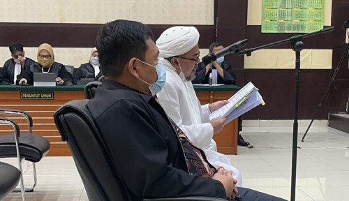Habib Rizieq Tolak Keras Pernyataan Amien Rais