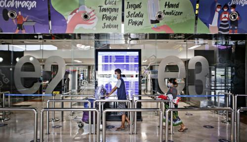 Seluruh Bandara AP II Siap Terapkan Pembatasan Masuk WNA