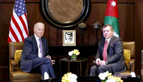 Joe Biden Benar-benar Ingin Temui Raja Yordania Karena Alasan Ini