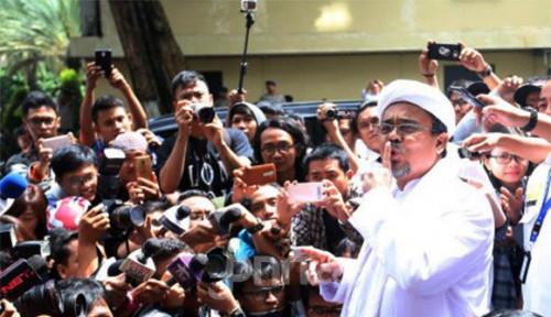 Dibongkar Pengamat: Prabowo dan Habib Rizieq Jadi Lawan Pilpres 2024!