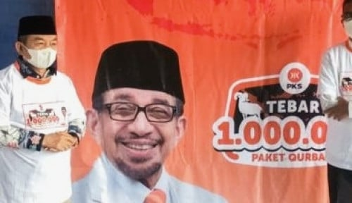 PKS Tebar 1 Juta Qurban, Ketua Fraksi PKS: Kokohkan Semangat Kepahlawanan Sosial di tengah Pandemi