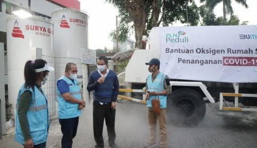 PLN Gerak Cepat Bantu Atasi Kekurangan Oksigen di RSUP Sardjito
