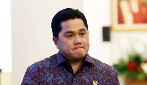 Anak Buah Prabowo Subianto Lantang, Erick Thohir Tersudut