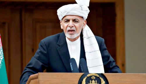 Ketika Perang dengan Taliban Berkecamuk, Presiden Afghanistan Salahkan Amerika, Kok Baru Sekarang?