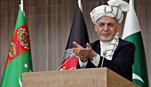 Disebut Aib Bangsa, Maaf Ya Rakyat Afghanistan! Presiden Kalian Ternyata Tidak Patriotik