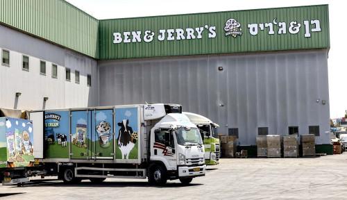 Setop Jualan di Palestina, Produsen Es Krim Ben & Jerry's Dapat Ancaman Serius Zionis Israel