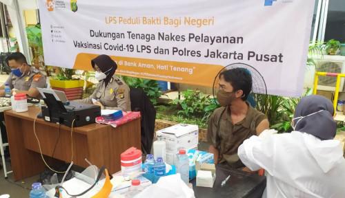 LPS Dukung Program Vaksinasi Covid-19