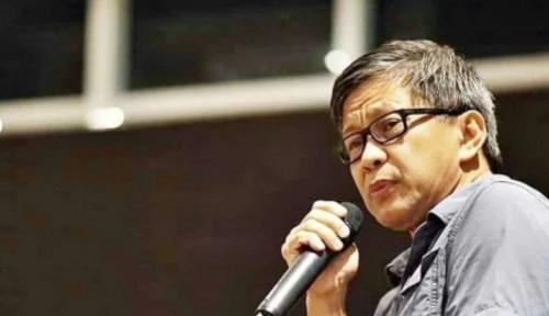 Rektor UI Diizinkan Rangkap Jabatan, Rocky Gerung: Berbahaya!