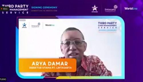 Pertama di Indonesia, Artajasa-Lintasarta Duet Bareng Kembangkan Sistem Third Party Card Management