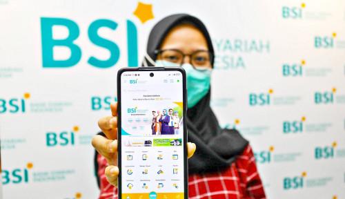 Di Masa Pandemi, Transaksi Mobile Banking BSI Terus Meningkat