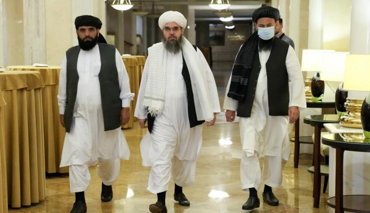Taliban Digempur dari Udara, Amerika dan Afghanistan Kompak Kepung di Wilayah Selatan
