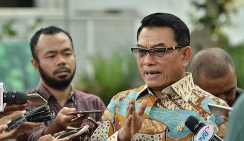 Hubungan Moeldoko dengan Jokowi Terbongkar, Ternyata...