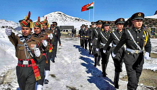 Dimusuhi Banyak Negara, China Khawatir Jangan Sampai Pertikaian Perbatasan India Pecah