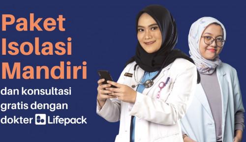 Apotek Online Lifepack Hadirkan Paket Isoman Berupa Obat dan Vitamin