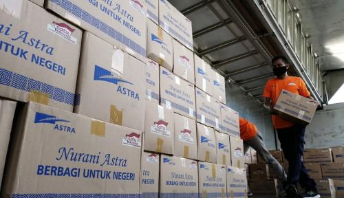 Astra Berikan Paket Bantuan Senilai Rp30 Miliar untuk Keluarga yang Terdampak Covid-19