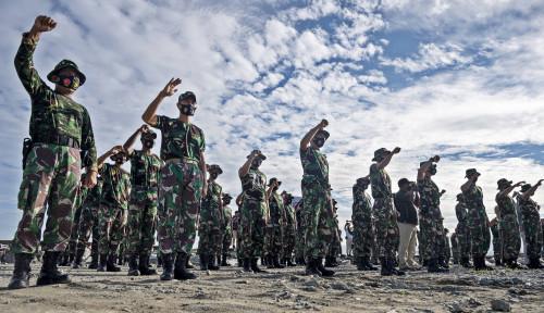 Latihan Militer Bersama TNI AD dan US Army, Syarief Hasan: Komitmen Menjaga Perdamaian Dunia