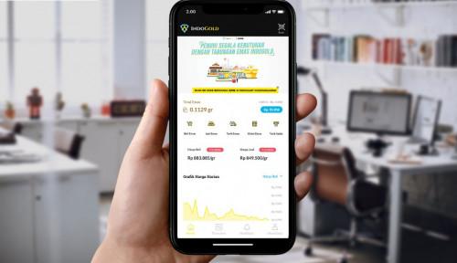Omzet Pedagang Emas Digital Naik Drastis akibat Pergeseran Minat Investasi Milenial dan Gen Z