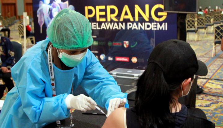 Perluasan Cakupan Vaksin Kunci Pengendalian Pandemi