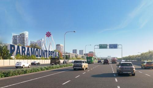 Paramount Land Perkenalkan Kota Baru Paramount Petals
