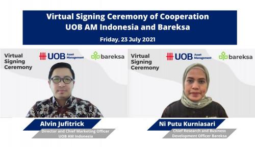 UOB Asset Management Indonesia Bermitra Dengan Bareksa  Luncurkan Reksa Dana Bagi Nasabah Bareksa