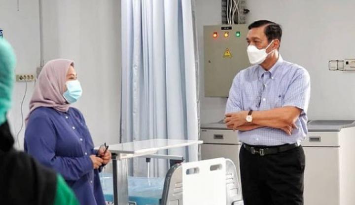 Kinerja Luhut Dikritik Habis, Jokowi Didesak Segera Ambil Alih