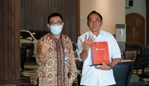 Temui Mulyadi Jayabaya dan Sekda Kabupaten Lebak, Ini yang Ditawarkan Dirut Bank Banten