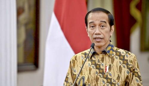 Presiden Jokowi Bersyukur Puncak Covid Tak Capai Skenario Terpuruk