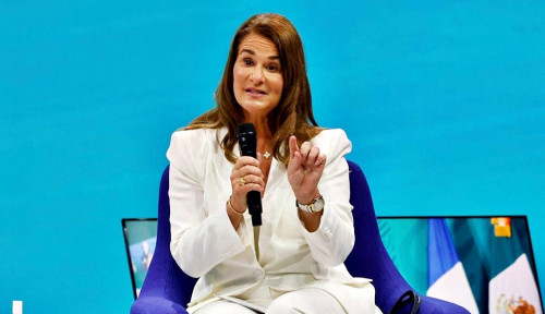 Foto Melinda Gates Perjuangkan Cuti Berbayar Nasional Bagi Para Pekerja Amerika