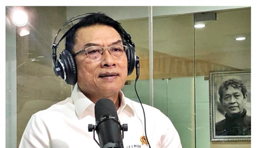 Tunggu ICW, Otto Hasibuan: Jika Bisa Buktikan Keterlibatan Moeldoko Batal Polisikan